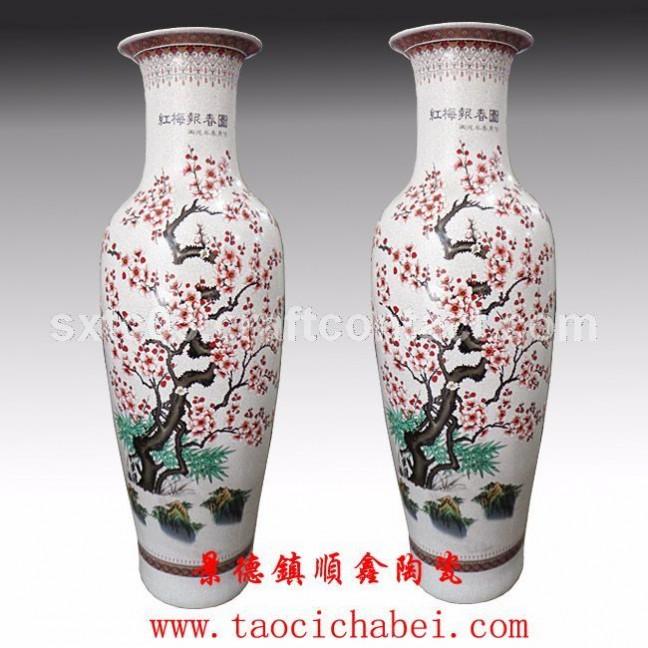 景德镇陶瓷大花瓶生产厂家