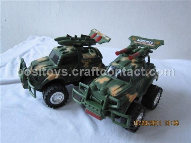 惯性军事战车可作伊蒙食品汽车展会开业活动庆典推广告促销礼品赠品玩具